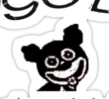 Dingo Bait Sticker