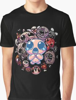 The Binding of Isaac - Isaac vs The World - HIGH QUALITY Graphic T-Shirt