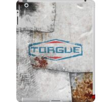 TORGUE! iPad Case/Skin