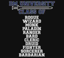 D&D DM university, dungeon master by trekker23