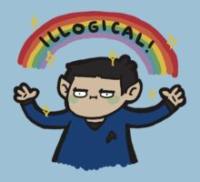~ILLOGICAL~ by geothebio