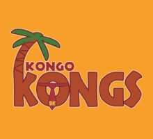 Kongo Kongs by alecxps