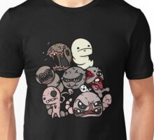 The Binding of Isaac - Basement dwellers - HIGH QUALITY Unisex T-Shirt