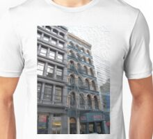 fire escape Unisex T-Shirt