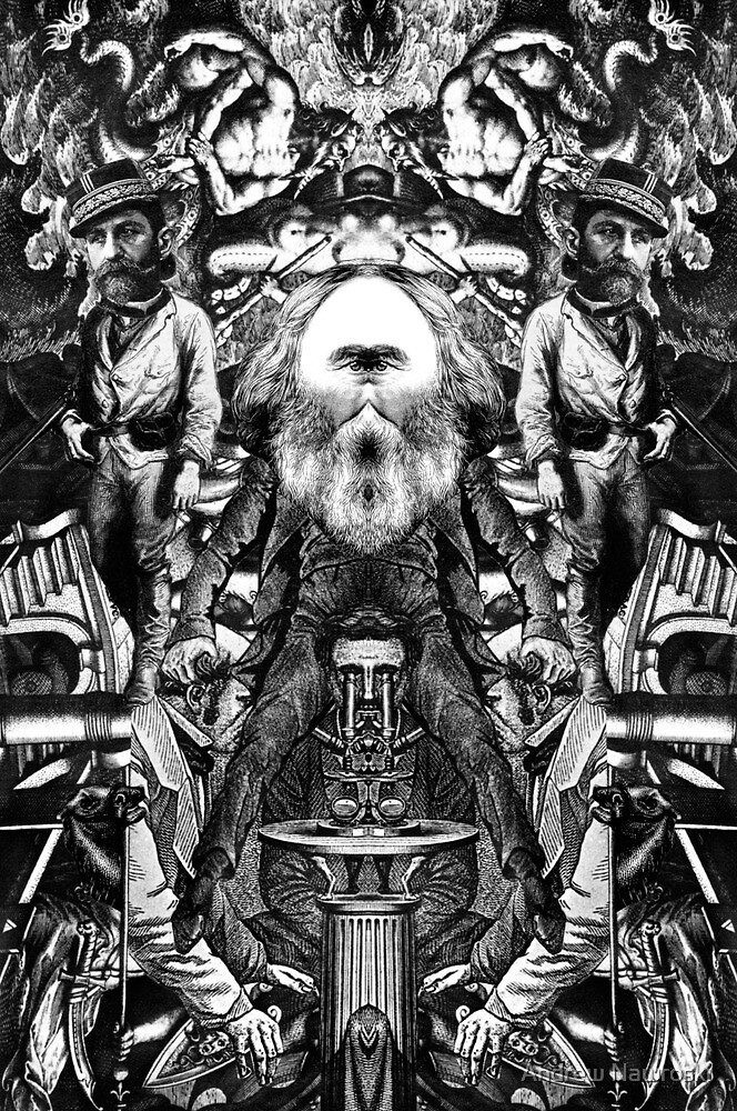 King of Poets 2 (RD). by Andrew Nawroski