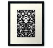 King of Poets 2 (RD). Framed Print