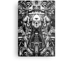King of Poets 2 (RD). Metal Print