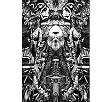 King of Poets 2 (RD). Photographic Print
