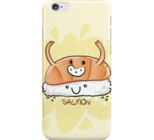 Salmon  iPhone Case/Skin