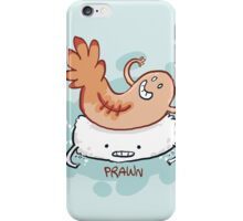 Prawn  iPhone Case/Skin