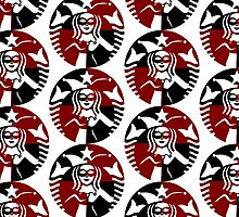 Quinn Coffee (Black+Red) by kikiokandii