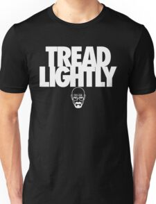 Tread Lightly (White Variant) Unisex T-Shirt