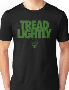 Tread Lightly (Green Variant) Unisex T-Shirt