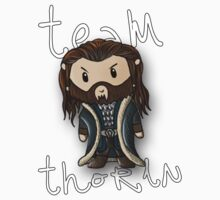 Team Thorin Oakenshield Tee by sebabybaby