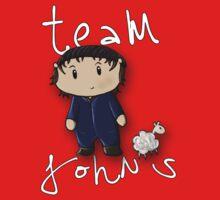 Team John Standring Tee Baby Tee