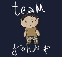 Team John Porter Tee Kids Tee