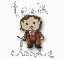 Team Claude Monet Tee One Piece - Short Sleeve