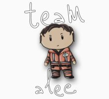 Team Alec Track Tee Kids Clothes
