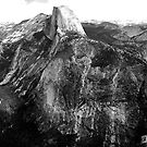 In the Footsteps of the Master - Yosemite in Panorama by Barbara Burkhardt