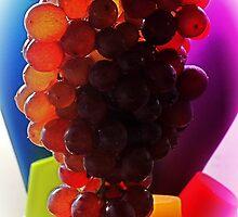 Grape Rainbow by BlueBeauty