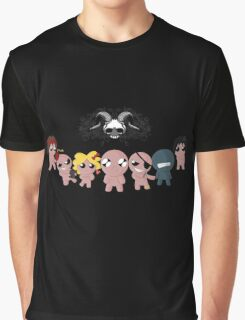 The Binding of Isaac - Choose your destiny - HIGH QUALITY Graphic T-Shirt