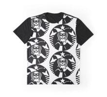 Quinn Coffee (Black) Graphic T-Shirt