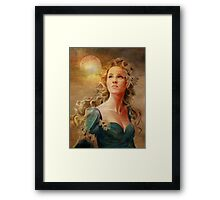 Dreaming by Day Framed Print