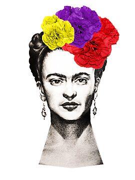 Frida Kahlo by bertviles