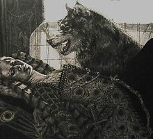 Red Riding Hood by tiffanyraccio