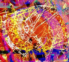 Fragmentalize - Saturation by SRowe Art