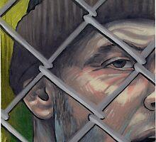 nicholson portrait, mcmurphy by resonanteye