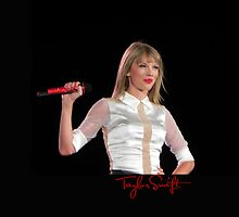 Taylor Swift RED Tour by Double-T