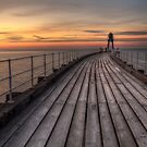 Whitby West Pier by MartinWilliams