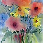 Floral Whisper by bevmorgan