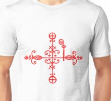 Vévé of Legba Unisex T-Shirt