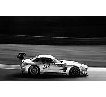 Mercedes-Benz SLS AMG GT3 Photographic Print