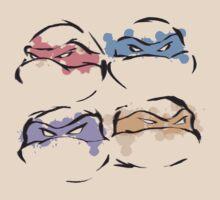 Colors of a Ninja by Beachhead