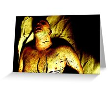 Bed Sores Greeting Card