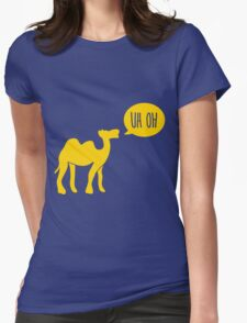 Hump Day Tee Shirt Womens Fitted T-Shirt