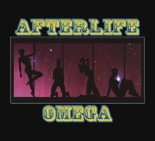 Afterlife Nightclub Omega Asari dancers by icemanire