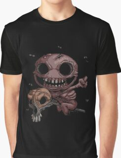 The Binding of Isaac - Famine the horseman - HIGH QUALITY Graphic T-Shirt