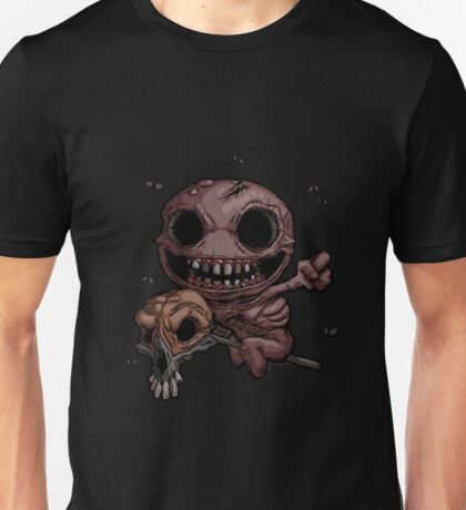 The Binding of Isaac - Famine the horseman - HIGH QUALITY Unisex T-Shirt