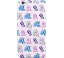 Weeny My Little Pony- Princesses iPhone Case/Skin