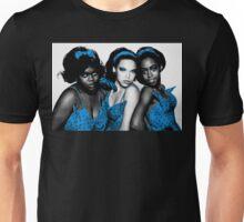 Little Shop of Horrors Chorus Musical - Spot Color Unisex T-Shirt