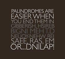Palindromes Unisex T-Shirt
