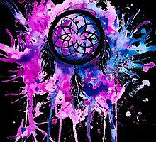 Shaping Dreams (Black) by RhiCreated