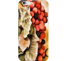 Grapes On My Phone iPhone Case/Skin