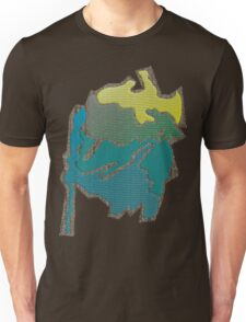 Colored abstract Design Unisex T-Shirt