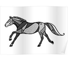 The Dappled Grey Mare Poster