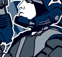 ENLIST TODAY - Sticker Sticker